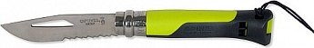 Opinel 8OutDoor Green
